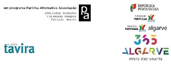 logos PARTILHA 365 e tavira