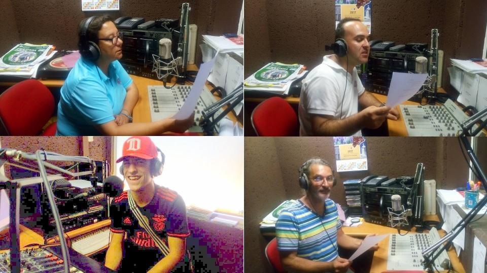MOMENTO DE POESIA Arte e Rádio Gilão